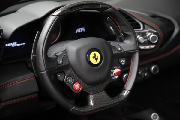 Used 2017 Ferrari 488 Spider for sale Sold at Alfa Romeo of Greenwich in Greenwich CT 06830 26