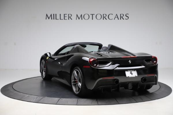 Used 2017 Ferrari 488 Spider for sale $276,900 at Alfa Romeo of Greenwich in Greenwich CT 06830 5