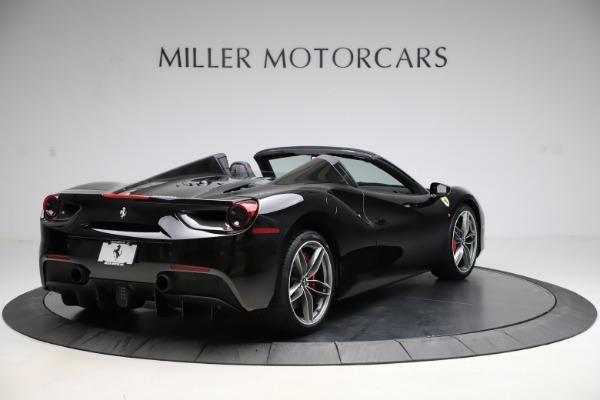 Used 2017 Ferrari 488 Spider for sale $276,900 at Alfa Romeo of Greenwich in Greenwich CT 06830 7