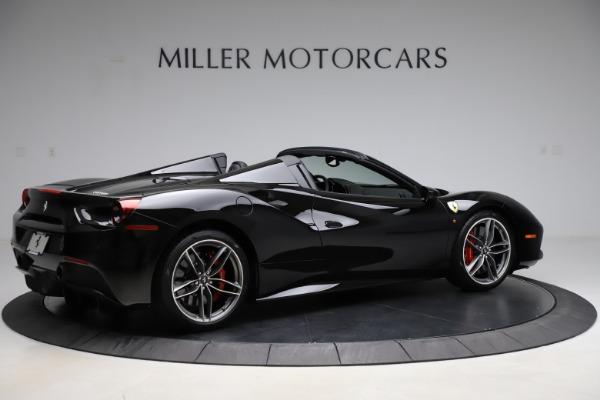 Used 2017 Ferrari 488 Spider for sale $276,900 at Alfa Romeo of Greenwich in Greenwich CT 06830 8