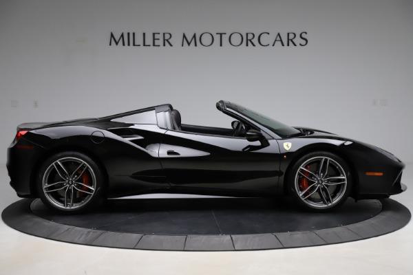 Used 2017 Ferrari 488 Spider for sale $276,900 at Alfa Romeo of Greenwich in Greenwich CT 06830 9