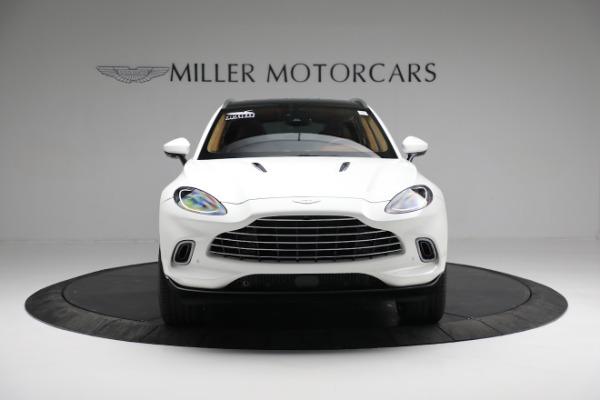 New 2021 Aston Martin DBX for sale $211,636 at Alfa Romeo of Greenwich in Greenwich CT 06830 11
