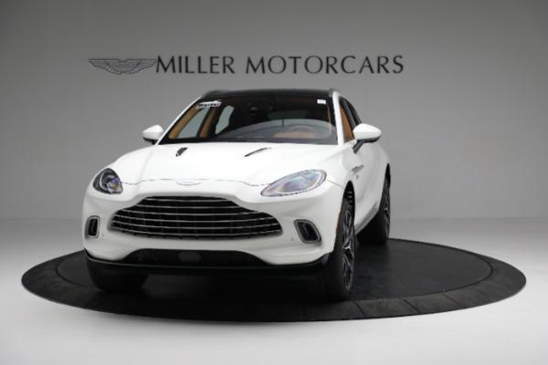 New 2021 Aston Martin DBX for sale $211,636 at Alfa Romeo of Greenwich in Greenwich CT 06830 12
