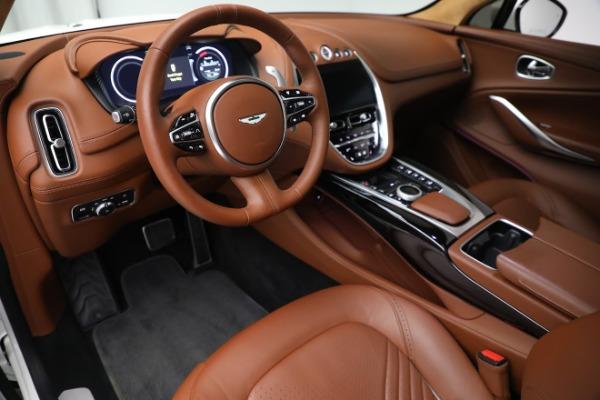 New 2021 Aston Martin DBX for sale $211,636 at Alfa Romeo of Greenwich in Greenwich CT 06830 13