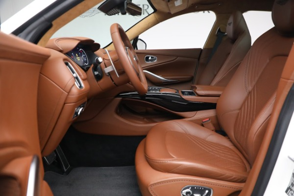New 2021 Aston Martin DBX for sale $211,636 at Alfa Romeo of Greenwich in Greenwich CT 06830 14