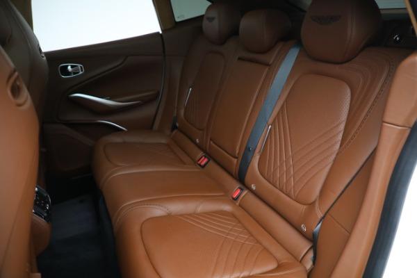 New 2021 Aston Martin DBX for sale $211,636 at Alfa Romeo of Greenwich in Greenwich CT 06830 18
