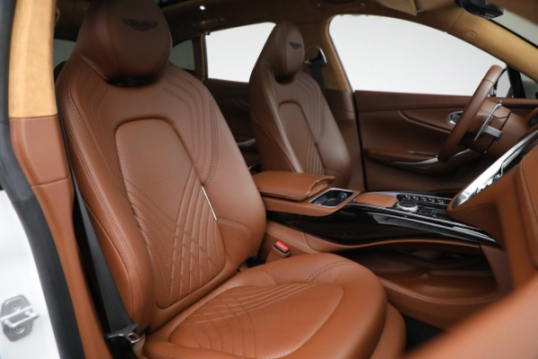 New 2021 Aston Martin DBX for sale $211,636 at Alfa Romeo of Greenwich in Greenwich CT 06830 21