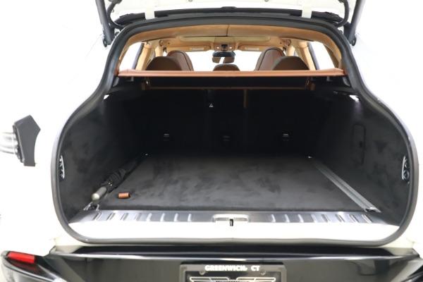 New 2021 Aston Martin DBX for sale $211,636 at Alfa Romeo of Greenwich in Greenwich CT 06830 26