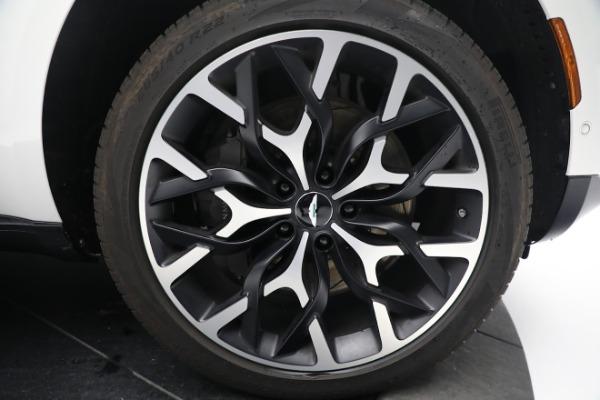 New 2021 Aston Martin DBX for sale $211,636 at Alfa Romeo of Greenwich in Greenwich CT 06830 28