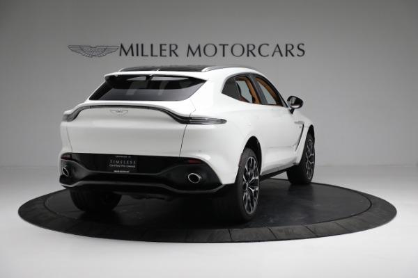 New 2021 Aston Martin DBX for sale $211,636 at Alfa Romeo of Greenwich in Greenwich CT 06830 6