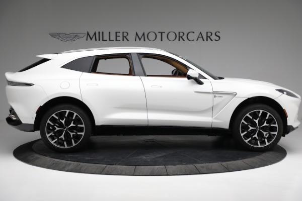 New 2021 Aston Martin DBX for sale $211,636 at Alfa Romeo of Greenwich in Greenwich CT 06830 8