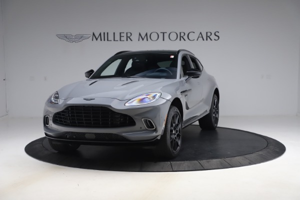 New 2021 Aston Martin DBX for sale $194,486 at Alfa Romeo of Greenwich in Greenwich CT 06830 10