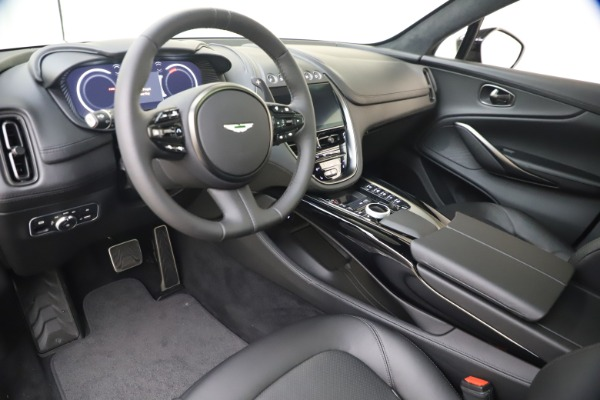 New 2021 Aston Martin DBX SUV for sale $194,486 at Alfa Romeo of Greenwich in Greenwich CT 06830 11