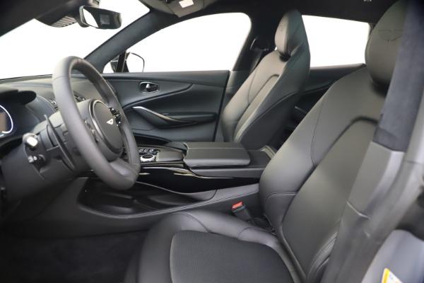 New 2021 Aston Martin DBX SUV for sale $194,486 at Alfa Romeo of Greenwich in Greenwich CT 06830 12