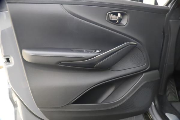 New 2021 Aston Martin DBX SUV for sale $194,486 at Alfa Romeo of Greenwich in Greenwich CT 06830 14
