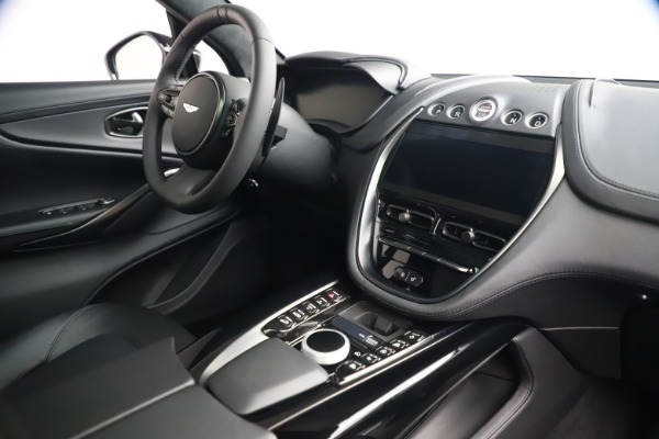 New 2021 Aston Martin DBX SUV for sale $194,486 at Alfa Romeo of Greenwich in Greenwich CT 06830 18