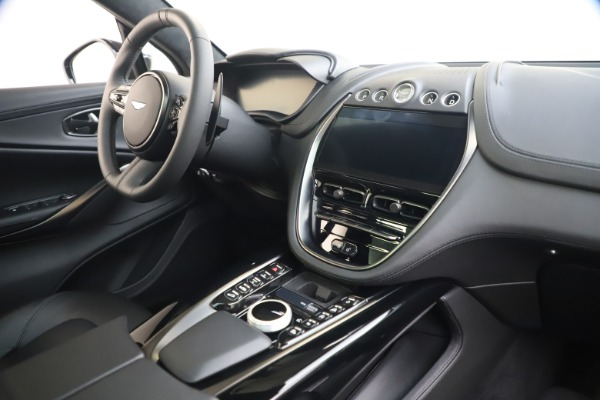 New 2021 Aston Martin DBX SUV for sale $194,486 at Alfa Romeo of Greenwich in Greenwich CT 06830 19
