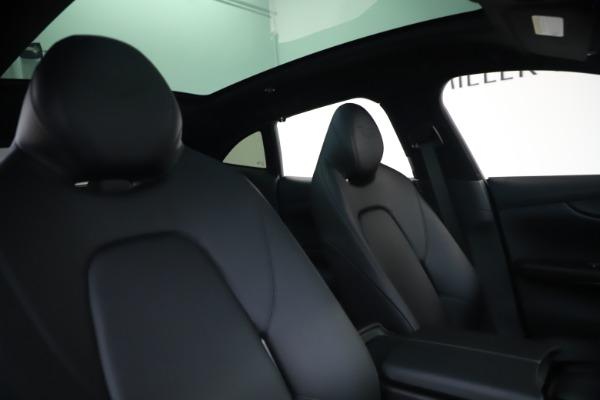 New 2021 Aston Martin DBX SUV for sale $194,486 at Alfa Romeo of Greenwich in Greenwich CT 06830 20