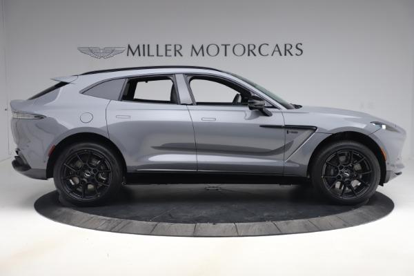 New 2021 Aston Martin DBX SUV for sale $194,486 at Alfa Romeo of Greenwich in Greenwich CT 06830 6