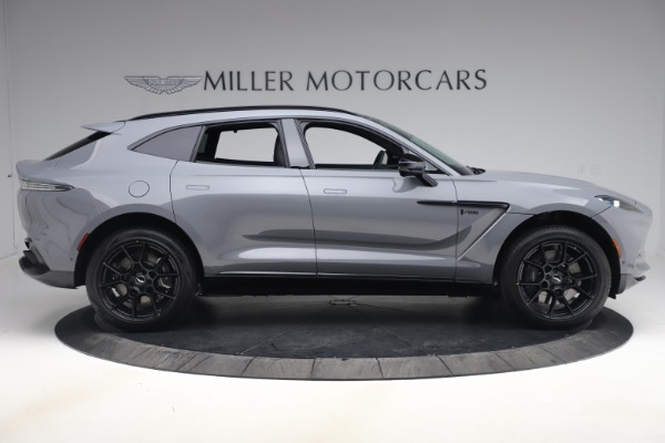 New 2021 Aston Martin DBX for sale $194,486 at Alfa Romeo of Greenwich in Greenwich CT 06830 6