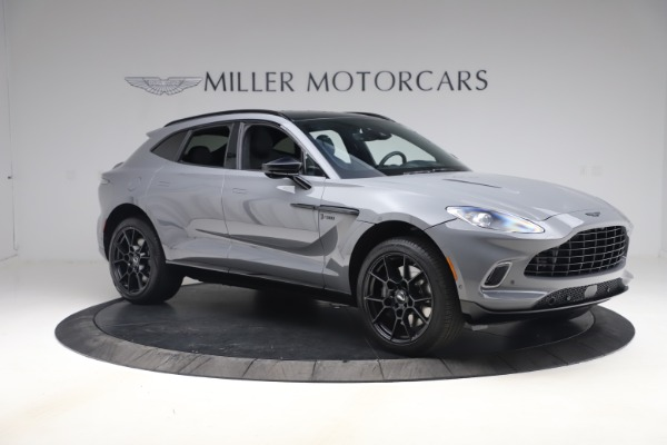 New 2021 Aston Martin DBX for sale $194,486 at Alfa Romeo of Greenwich in Greenwich CT 06830 7