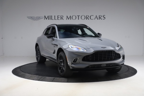 New 2021 Aston Martin DBX for sale $194,486 at Alfa Romeo of Greenwich in Greenwich CT 06830 8