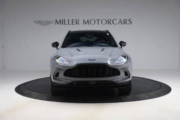 New 2021 Aston Martin DBX for sale $194,486 at Alfa Romeo of Greenwich in Greenwich CT 06830 9