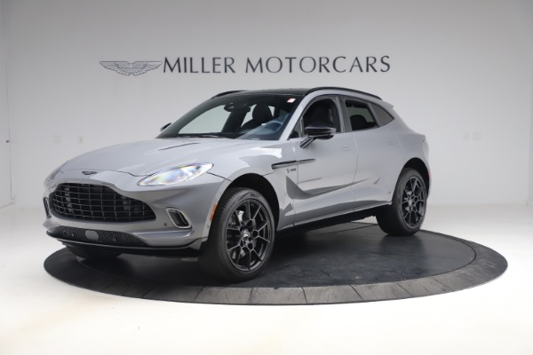 New 2021 Aston Martin DBX for sale $194,486 at Alfa Romeo of Greenwich in Greenwich CT 06830 1