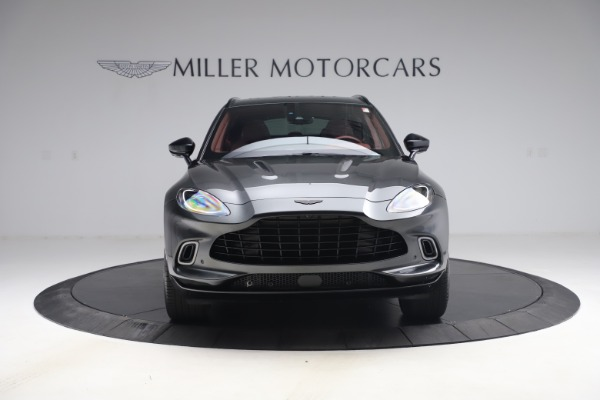 New 2021 Aston Martin DBX for sale Sold at Alfa Romeo of Greenwich in Greenwich CT 06830 11