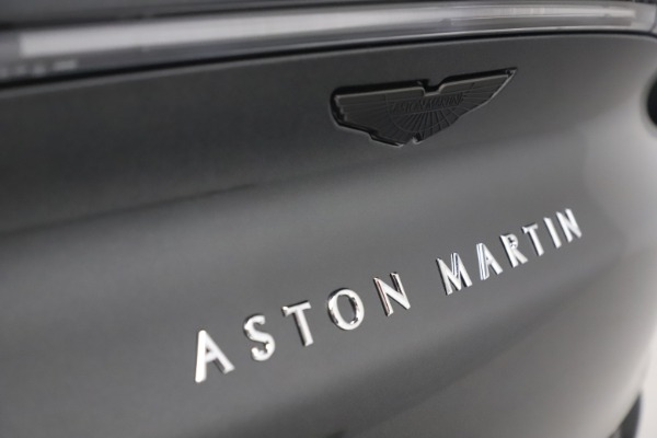 New 2021 Aston Martin DBX for sale Sold at Alfa Romeo of Greenwich in Greenwich CT 06830 24