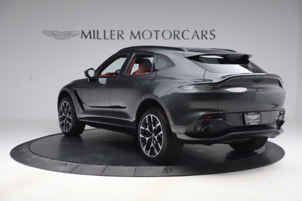 New 2021 Aston Martin DBX for sale Sold at Alfa Romeo of Greenwich in Greenwich CT 06830 4
