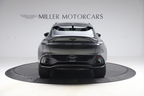 New 2021 Aston Martin DBX for sale Sold at Alfa Romeo of Greenwich in Greenwich CT 06830 5