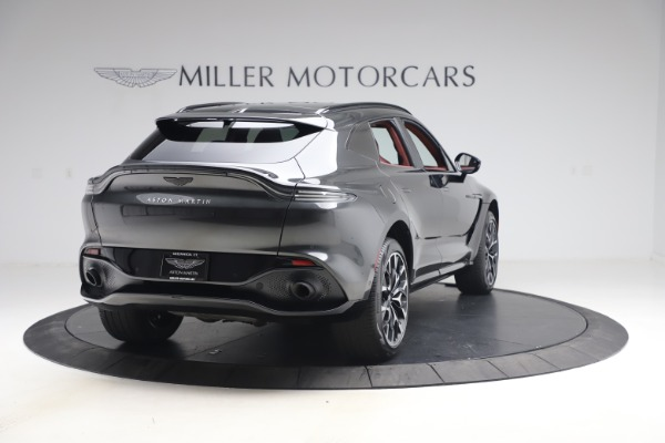 New 2021 Aston Martin DBX for sale Sold at Alfa Romeo of Greenwich in Greenwich CT 06830 6