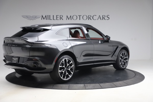 New 2021 Aston Martin DBX for sale Sold at Alfa Romeo of Greenwich in Greenwich CT 06830 7