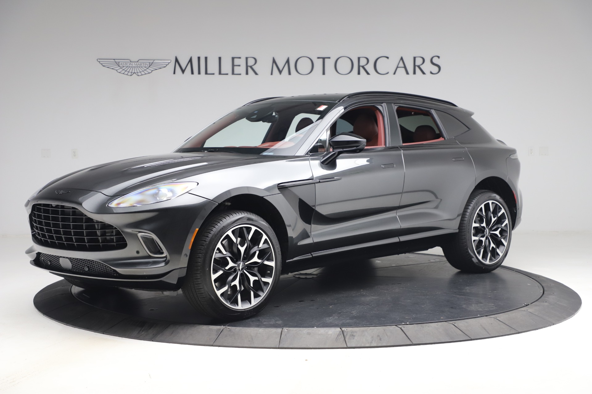 New 2021 Aston Martin DBX for sale Sold at Alfa Romeo of Greenwich in Greenwich CT 06830 1