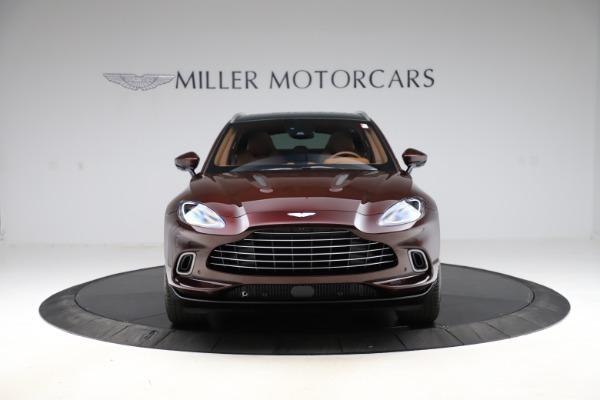 New 2021 Aston Martin DBX for sale $226,836 at Alfa Romeo of Greenwich in Greenwich CT 06830 11