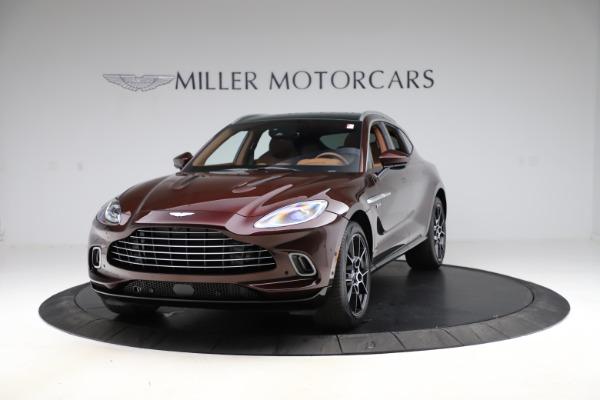 New 2021 Aston Martin DBX for sale $226,836 at Alfa Romeo of Greenwich in Greenwich CT 06830 12