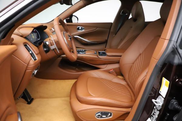 New 2021 Aston Martin DBX for sale $226,836 at Alfa Romeo of Greenwich in Greenwich CT 06830 14