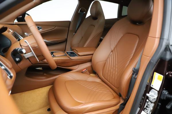 New 2021 Aston Martin DBX for sale $226,836 at Alfa Romeo of Greenwich in Greenwich CT 06830 15