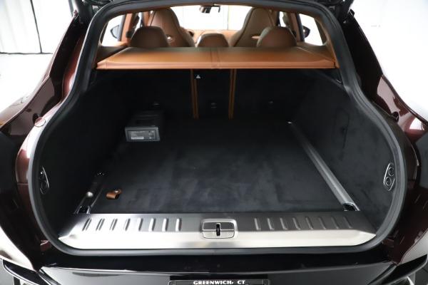 New 2021 Aston Martin DBX for sale $226,836 at Alfa Romeo of Greenwich in Greenwich CT 06830 23