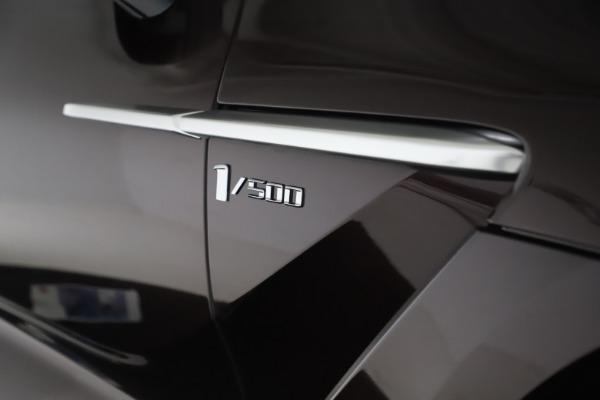 New 2021 Aston Martin DBX for sale $226,836 at Alfa Romeo of Greenwich in Greenwich CT 06830 25