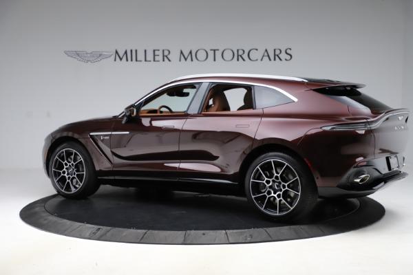New 2021 Aston Martin DBX for sale $226,836 at Alfa Romeo of Greenwich in Greenwich CT 06830 3