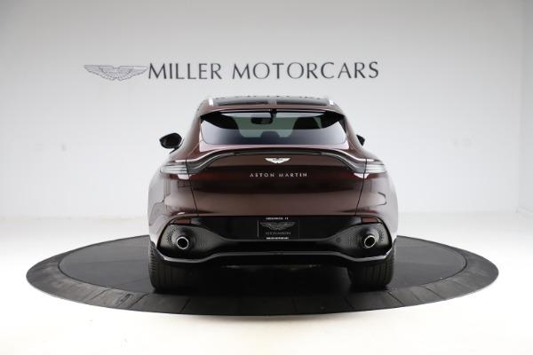 New 2021 Aston Martin DBX for sale $226,836 at Alfa Romeo of Greenwich in Greenwich CT 06830 5