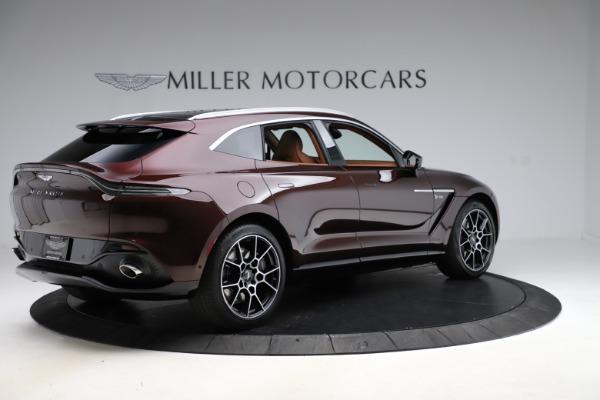 New 2021 Aston Martin DBX for sale $226,836 at Alfa Romeo of Greenwich in Greenwich CT 06830 7