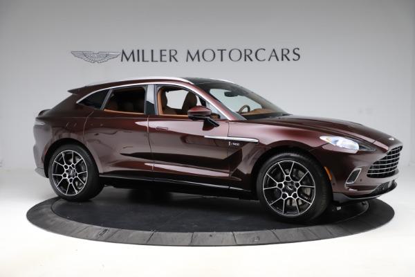 New 2021 Aston Martin DBX for sale $226,836 at Alfa Romeo of Greenwich in Greenwich CT 06830 9