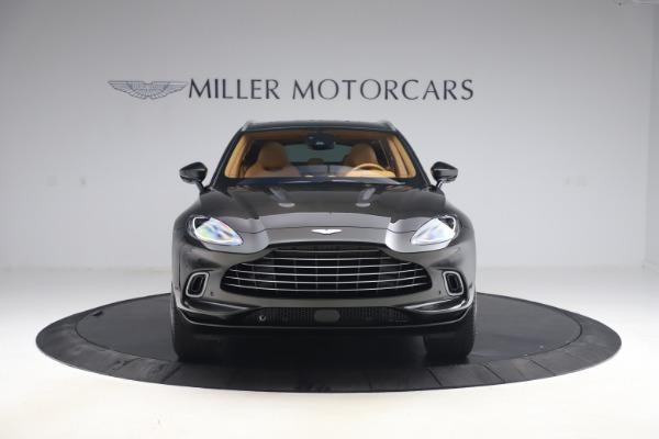 New 2021 Aston Martin DBX for sale $212,886 at Alfa Romeo of Greenwich in Greenwich CT 06830 11