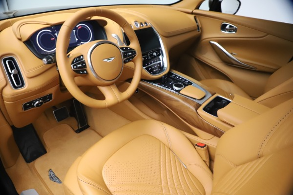 New 2021 Aston Martin DBX for sale $212,886 at Alfa Romeo of Greenwich in Greenwich CT 06830 13