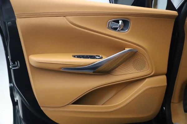 New 2021 Aston Martin DBX for sale $212,886 at Alfa Romeo of Greenwich in Greenwich CT 06830 16