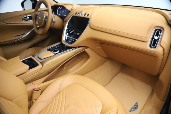 New 2021 Aston Martin DBX for sale $212,886 at Alfa Romeo of Greenwich in Greenwich CT 06830 20