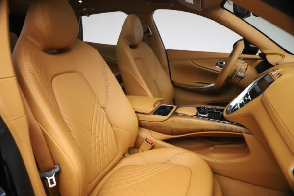 New 2021 Aston Martin DBX for sale $212,886 at Alfa Romeo of Greenwich in Greenwich CT 06830 22